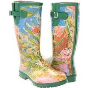 Nomad the Artist Collection Rain boot